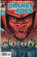 Planet of the Apes #4 - Dark Horse Comics